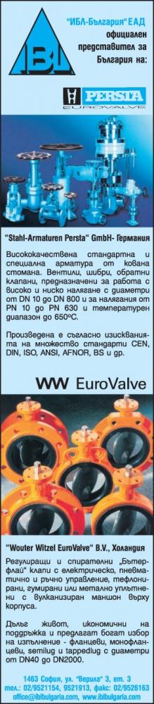 И.Б.Л. България