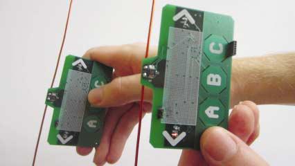 Безжични устройства и сензори използват радио вълни, вместо батерии