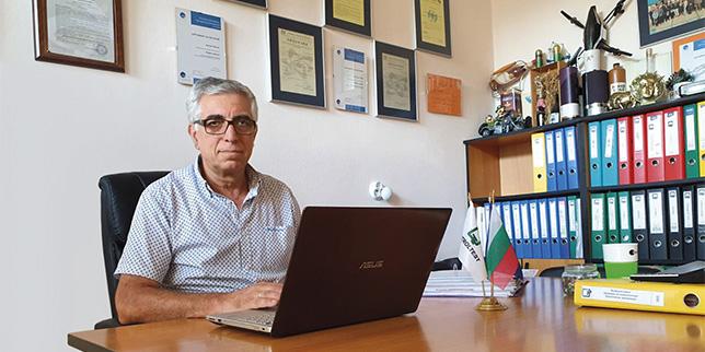 Контролтест, Крум Алексиев: Инвестирането в специалисти е основен приоритет за нас