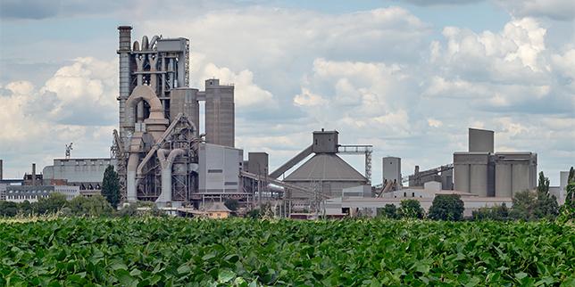 Мерки за енергийна ефективност при производството на цимент