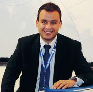Интернешънъл Пауър Съплай, Александър Рангелов: Последната версия на Exeron е финалист за голямата награда на Intersolar 2014