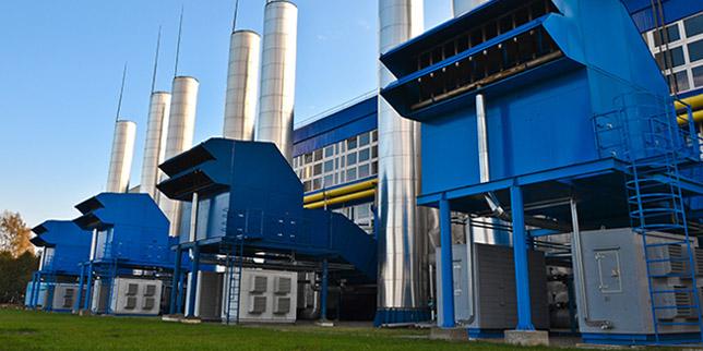 Оборудване за компресорни станции за природен газ