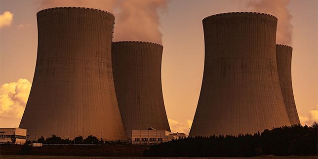 Електроинсталации в ядрени централи