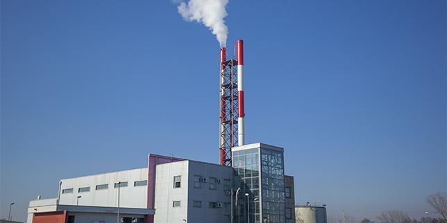 SCADA системи в топлоцентрали