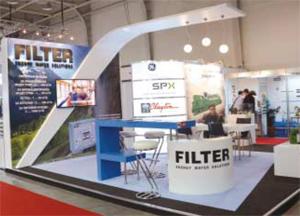 Филтър представи ефективни индустриални технологии на изложбата за ЕЕ и ВЕ през март