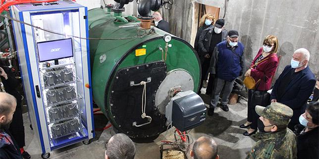 Община Белене повишава енергийната си ефективност с нова водородна инсталация