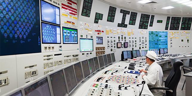 Контролно-измервателна техника в АЕЦ