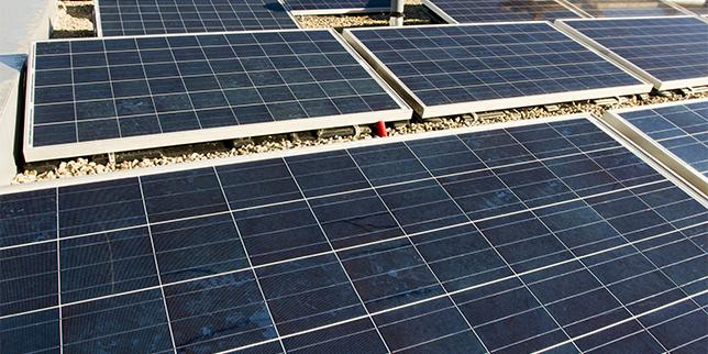 Рециклиране на соларни панели