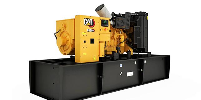 Новата серия GC генератори Cat