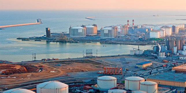 Оборудване за LNG терминали