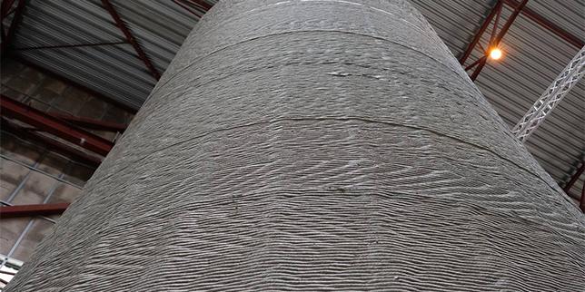 Стартира проект за разработване на ветрогенераторна кула с 3D-принтирана бетонна основа