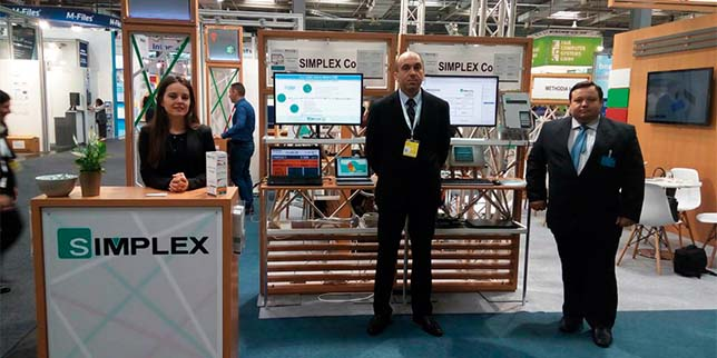 Симплекс представи нови софтуерни продукти на CEBIT