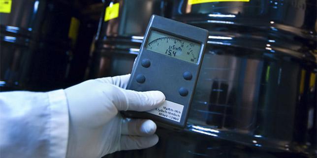 Технологии и услуги за радиационен контрол