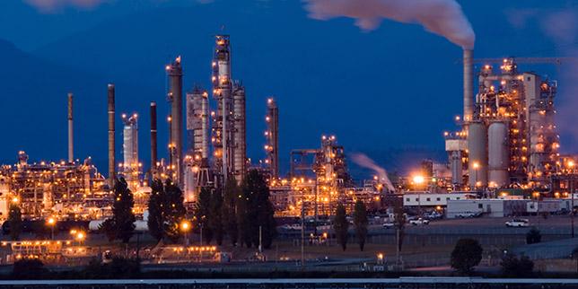 Управление на отпадъци от рафинерии