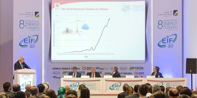 Предстои 14-ото издание на Световния енергиен конгрес и изложение EIF