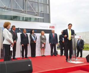 АББ откри втория си завод в индустриална зона Раковски