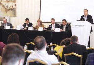 """Трета годишна конференция """"Индустрия, Енергетика и Околна среда"""""""