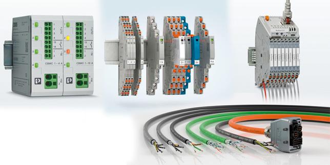 Новите решения на Phoenix Contact и Lapp Group са с компактен дизайн и висока надеждност