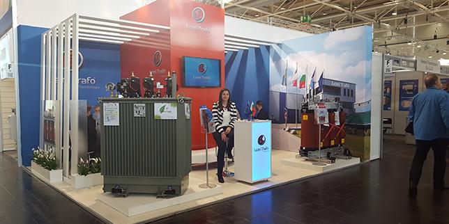 Леми Трафо представи нов маслонапълнен трансформатор на Hannover Messe 2017