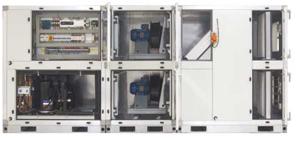 Новата серия климатични камери с двойна рекуперация от Тангра осигурява гарантирано енергоспестяване