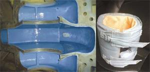 СЕНИ: Високотемпературните жакетни изолации и система BELZONA SUPERMETALGLIDE повишават енергийната ефективност на промишлената арматура