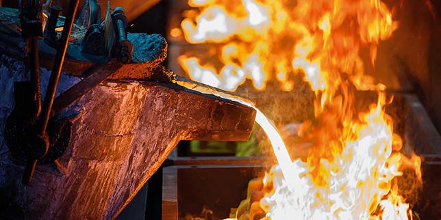 Повишаване на енергийната ефективност в металолеенето
