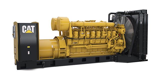 Осигурете най-надеждната мощност на клиентите си с дизеловите генератори Cat®