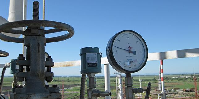 Безжични датчици за течове на газ