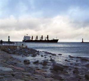 Пренос на природен газ по вода