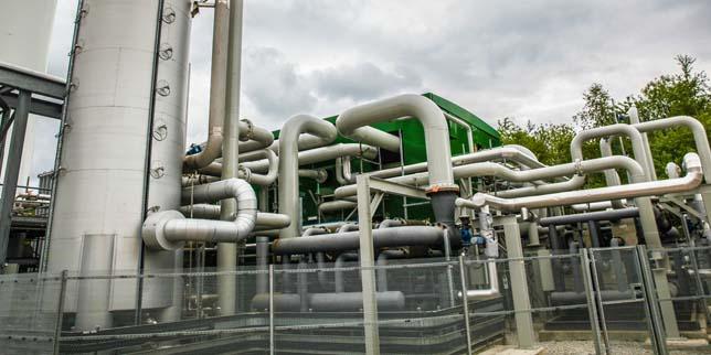 Първата в света система за съхранение на енергия чрез втечнен въздух заработи край Манчестър