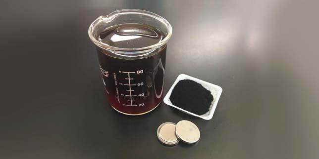 Производство на литиево-серни батерии с биомаса от хартиената индустрия