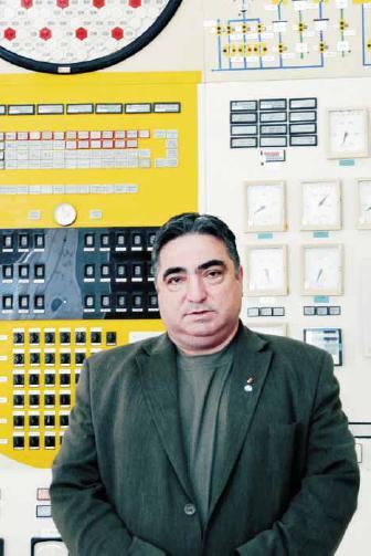 Интервю с Инж. Рашо Първанов, главен инженер на блокове 1 - 4 на АЕЦ Козлодуй