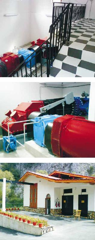 Напълно автоматизирани МВЕЦ на CINK Hydro Energy в България