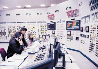 Симулаторно обучение на оперативния персонал в АЕЦ Козлодуй