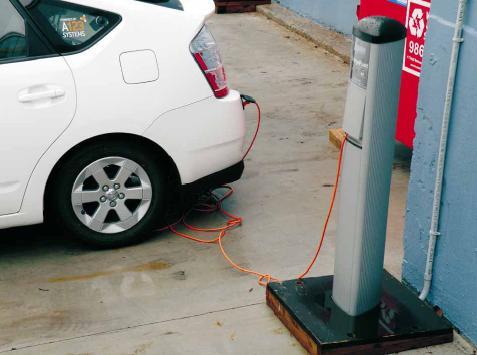 Зарядни станции за електромобили