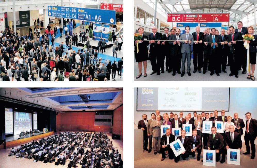 Проведе се Intersolar Europe 2011