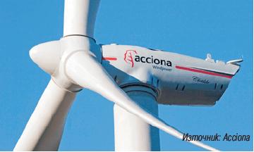 Нови технологични и конструктивни решения при вятърните турбини
