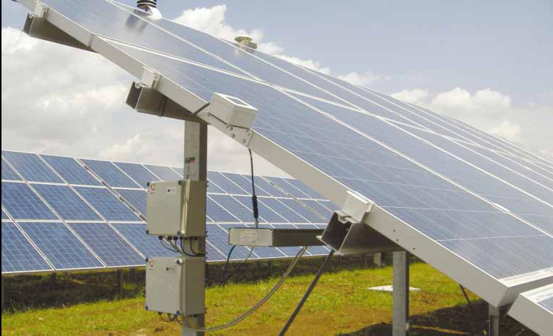 Системи за защита на PV паркове от атмосферни и комутационни пренапрежения