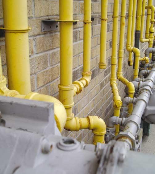 Оборудване за газорегулаторни пунктове и газорегулаторни възли