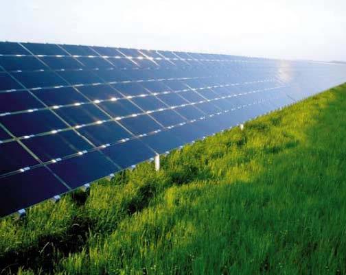 Мониторинг на фотоволтаични паркове