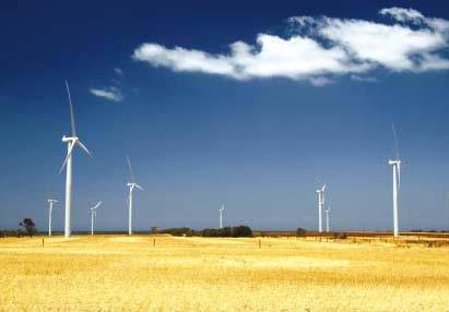 Контрол на мощността на вятърни турбини