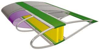 GE разработва текстилни роторни лопатки