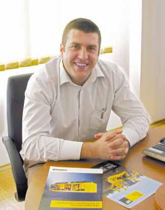 Интервю с Тодор Спасов, мениджър индустриална техника в Елтрак България