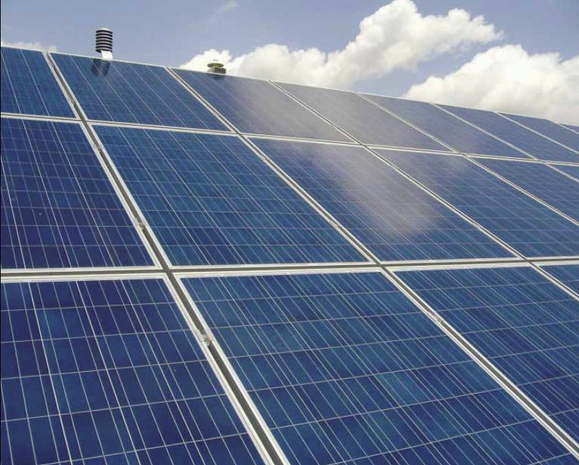 Съхранение на енергията от фотоволтаични системи