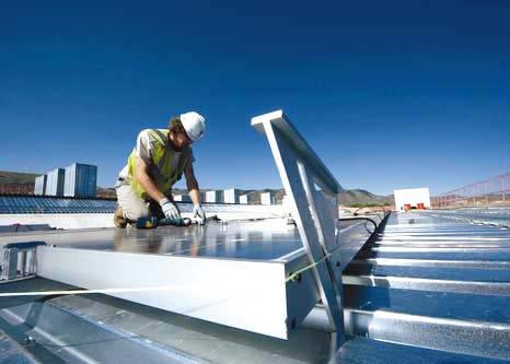 Покривни фотоволтаични централи