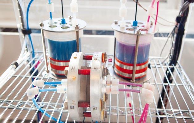 """""""Мега поточна"""" батерия предлага нови възможности за възобновяемата енергия"""