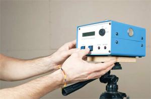 Измерване на радон в сгради