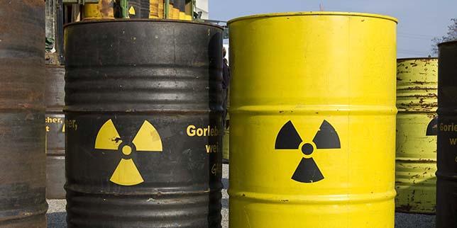 Съхранение на радиоактивни отпадъци