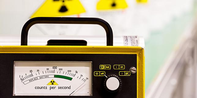 Системи за радиационен мониторинг