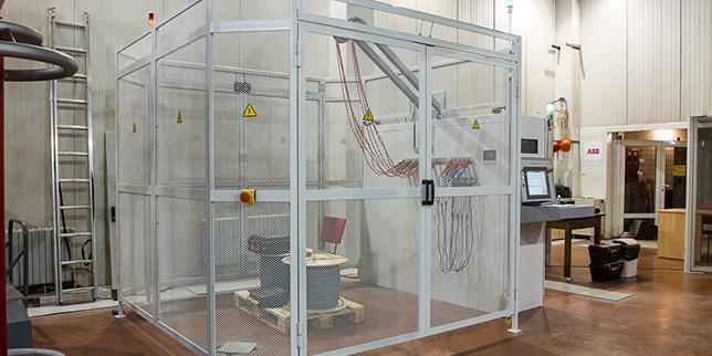 Контролерите PFC200 на WAGO - в сърцето на нестандартната уредба за изпитване и сертифициране на кабели